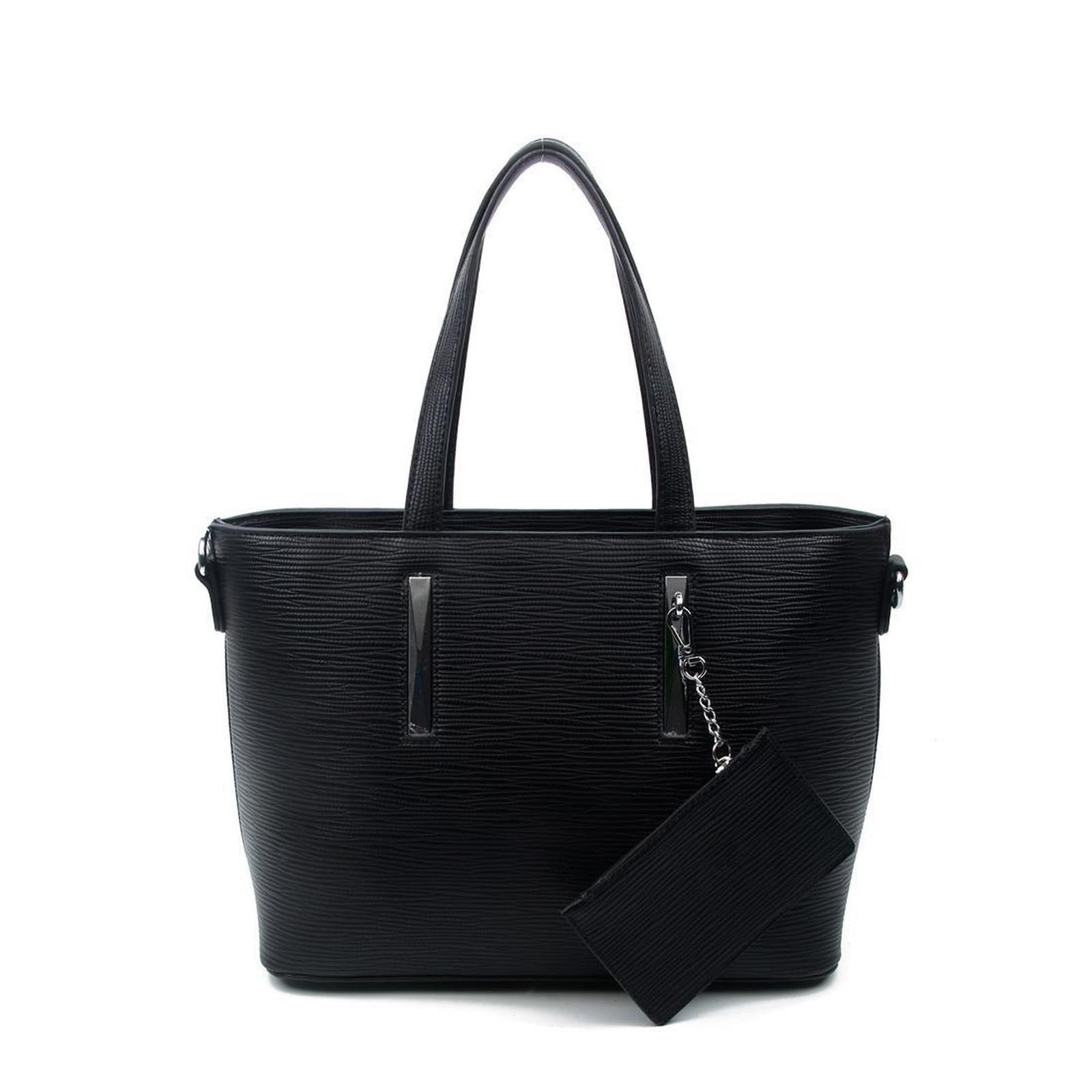 8d422ef474838 OBC Damen Business Tasche Shopper Workbag Schultertasche ...