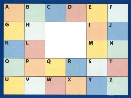 Abc Chart  Pdf And Smartboard Download  Vocab    Abc