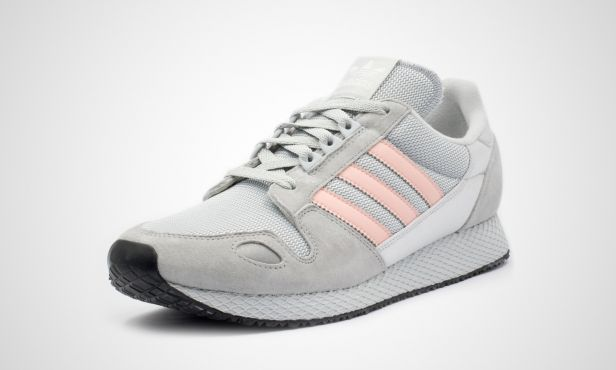 detailed look 03415 43fe5 adidas ZX 452 SPZL (grey / pink) - B41823 in 2019 | Premium ...