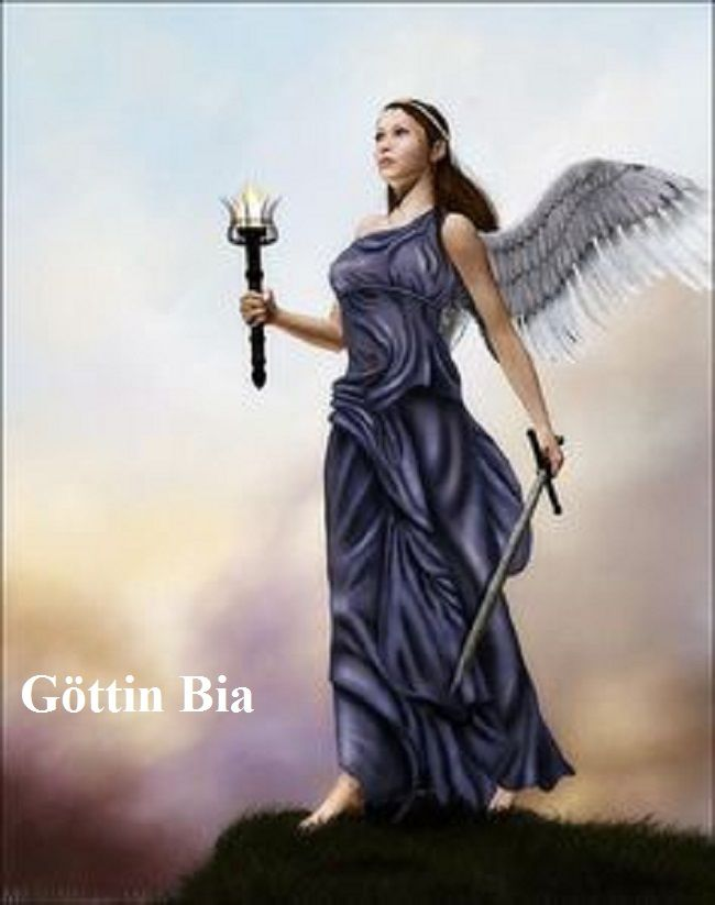 Griechische Göttin Der Gewalt