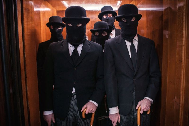 The Great Train Robbery (2013) DVD Talk Review of the