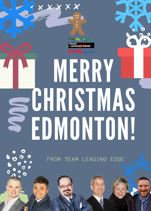 Edmonton Real Estate Christmas 2016