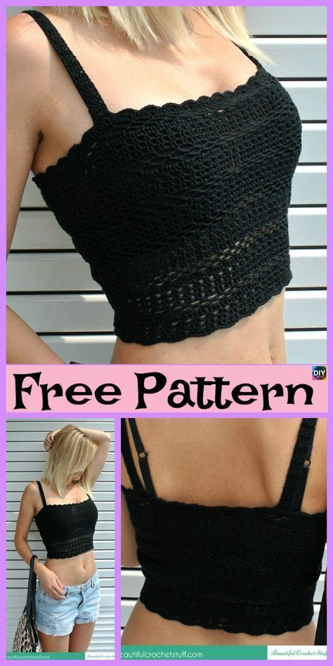 11+ Awesome Benefiting From Beginners Crochet Ideas #cutecroptops