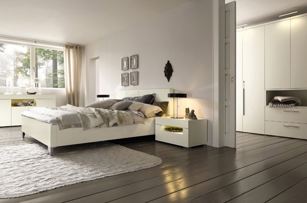 Немецкая мебель Huelsta Bedrooms, Modern and Living rooms - schlafzimmer von hülsta