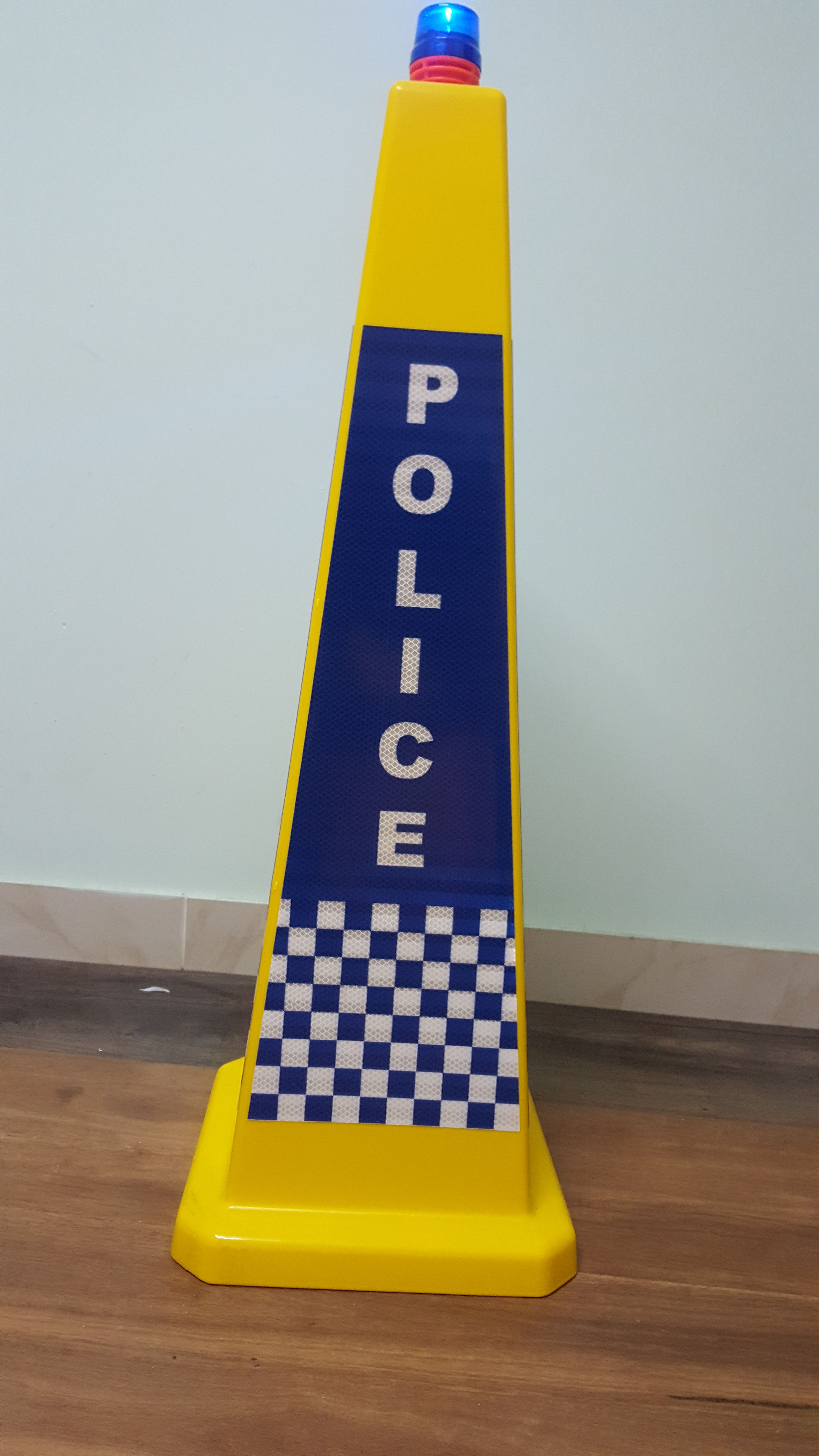 Police Traffic Cone Safety barriers and Police Cones 4