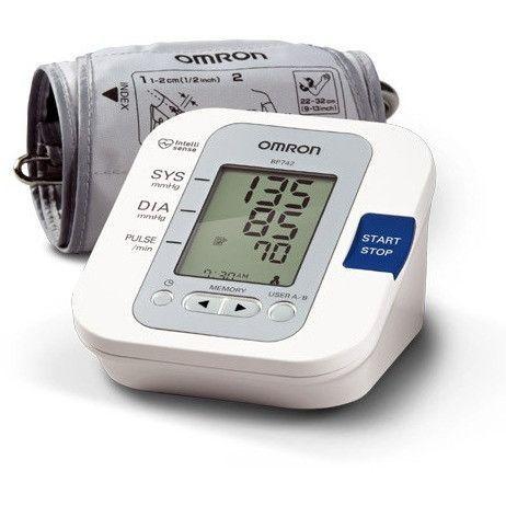 Omron Intellisense 5 Series Blood Pressure Monitor Monitor