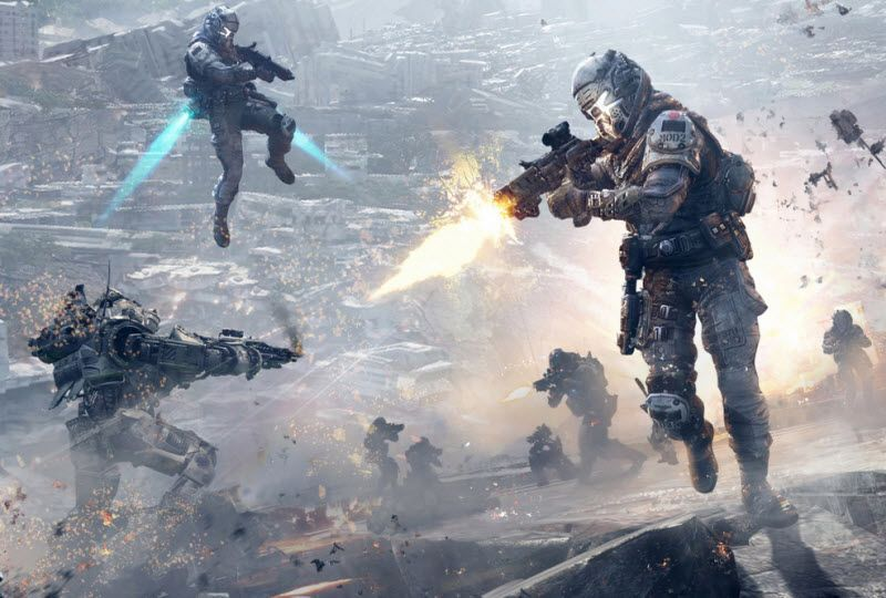 The Great 'Titanfall' Debate: Do Multiplayer Shooters Need