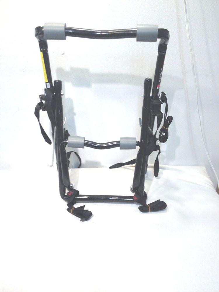 Allen Sports Deluxe 3 Bike Rear Trunk Mount Bicycle Rack 103db