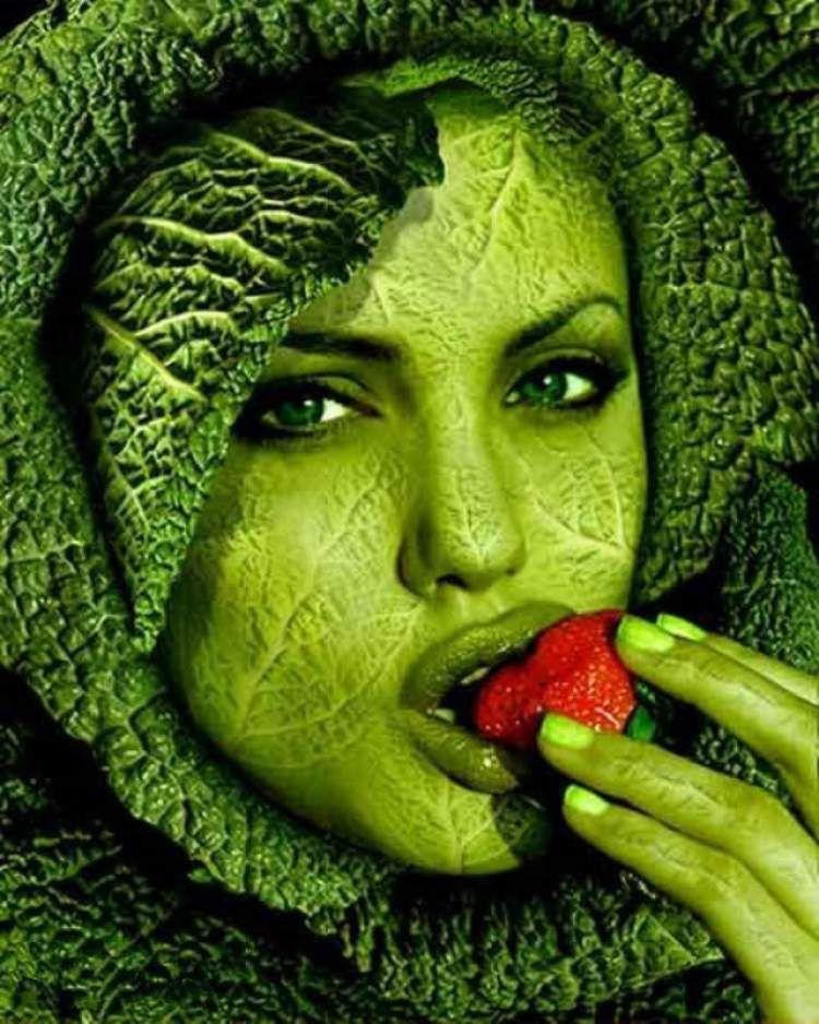 Открытка секретом, картинки с овощами прикольные