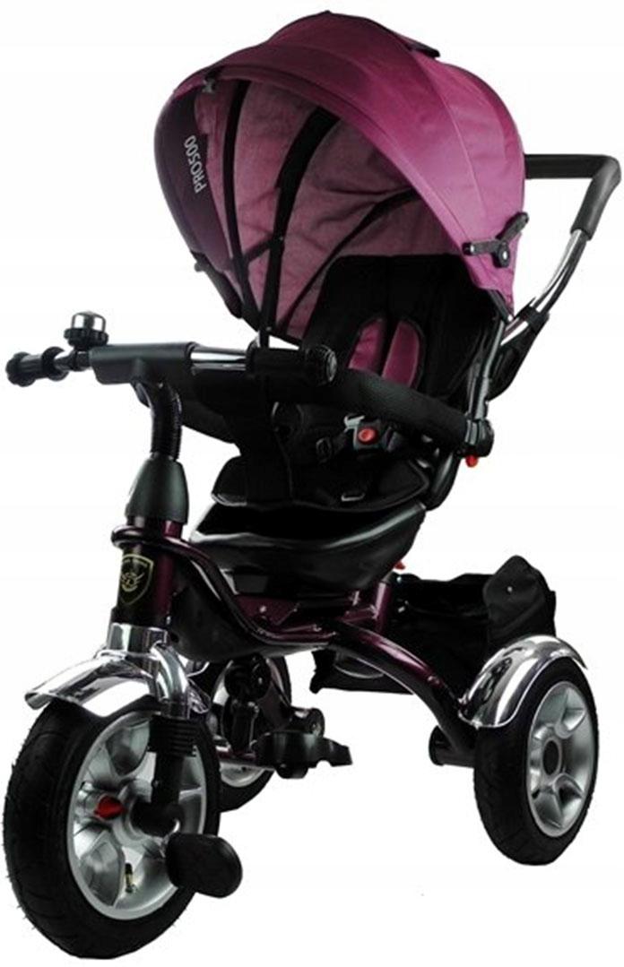 Rowerek Trojkolowy Obracany 3w1 Pompowane Kola 8230136662 Oficjalne Archiwum Allegro Baby Car Seats Baby Strollers Baby Car