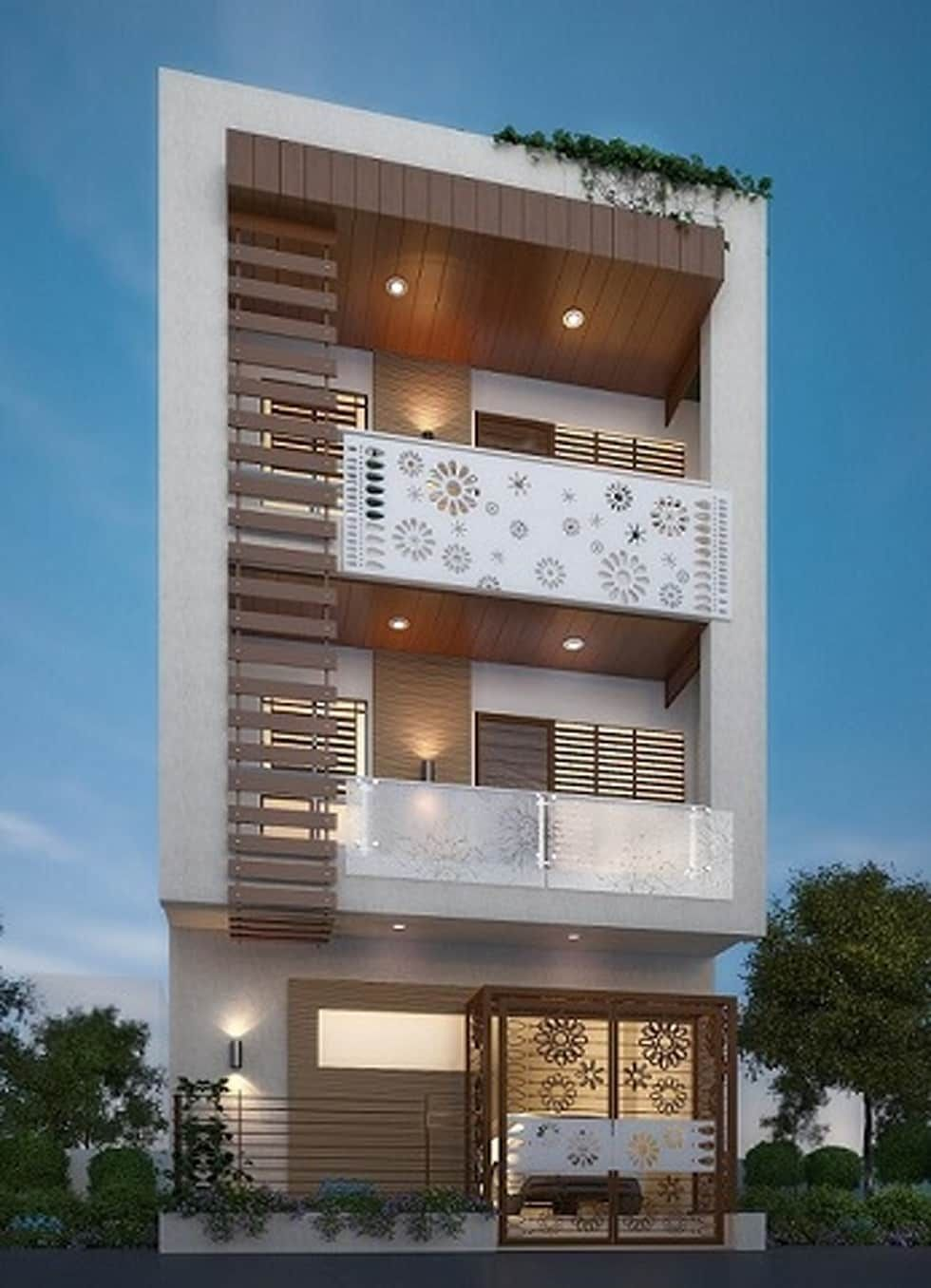 House Front Design House Design Front Elevation Designs: Af: Houses By Art Form Architecture