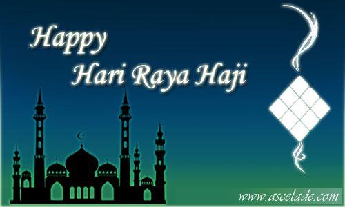 Happy Greetings To All Our Muslim Friends 2013 Hari Raya Haji Holiday Wishes Seasons Greetings Seasons