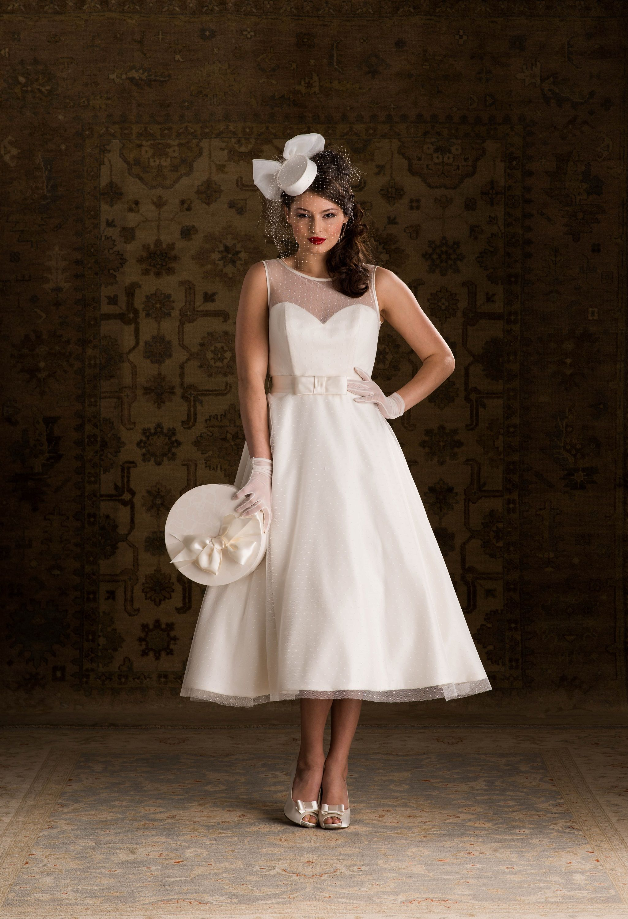Peggy Sue, design 138 Looking for a stunning 50s style wedding dress ...
