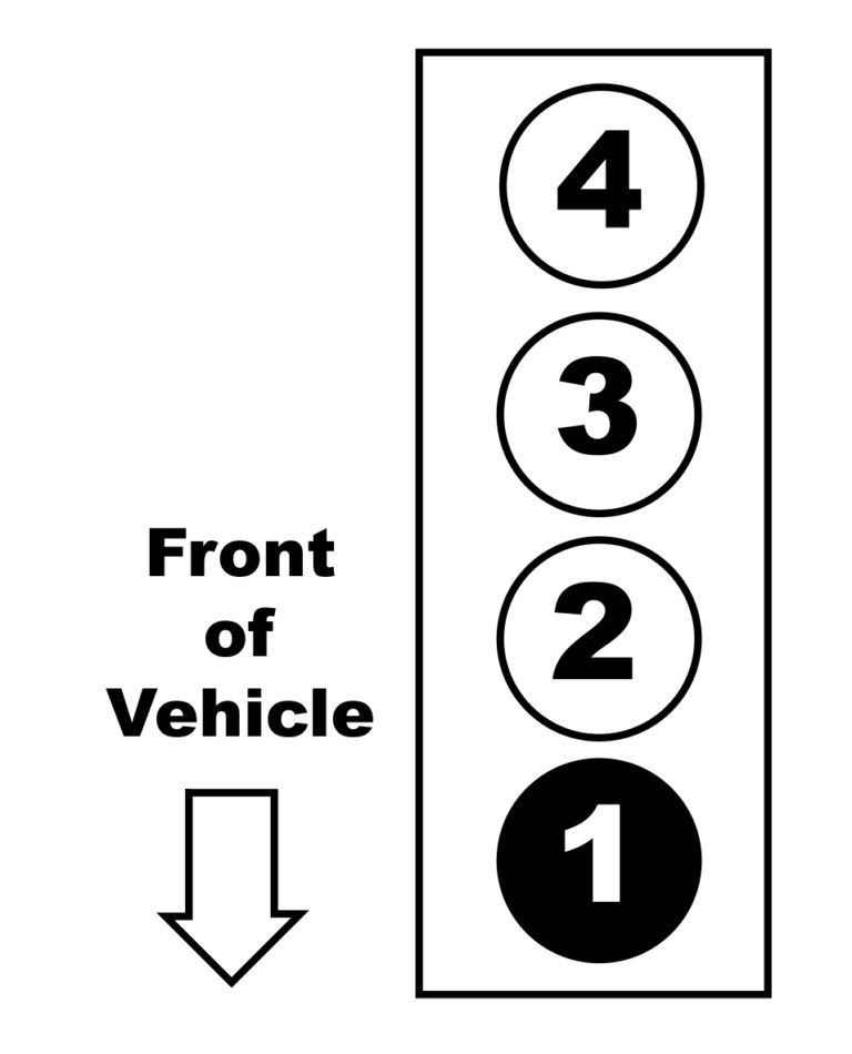 2008 Ford Fusion 2 3l 4 Cyl Firing Order Ford Escape Ford Fusion Ford