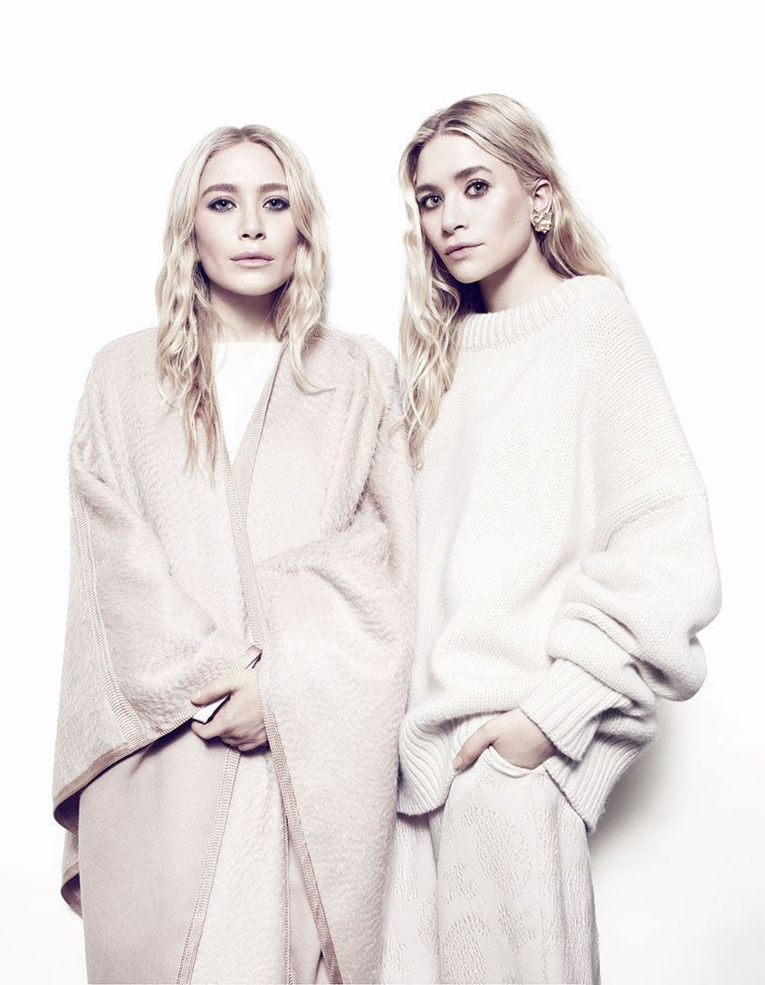 10 Things We Learned About Mary-Kate and Ashley From Their Net-a-porter Interview