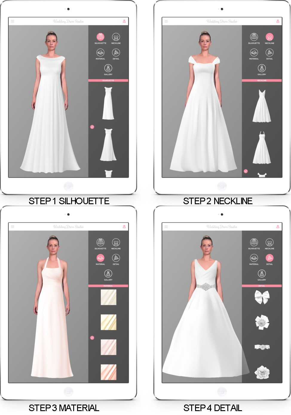 70+ Wedding Dress Designer App - Wedding Dresses for Fall Check more ...