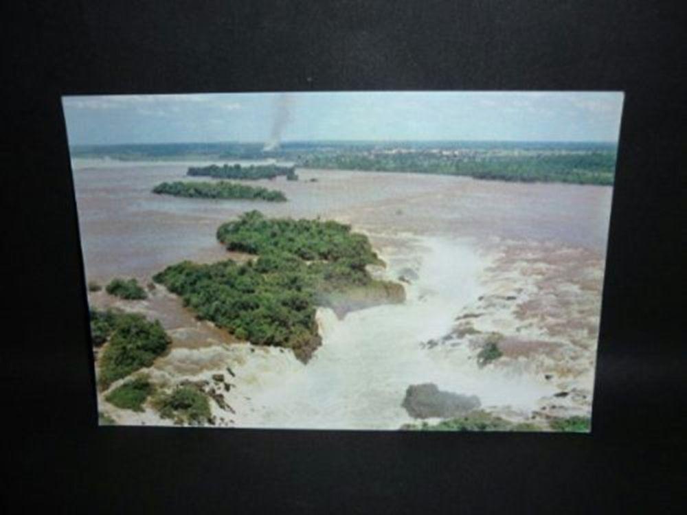 Los saltos del Guairá, son apenas un recuerdo de postal de la belleza natural de nuestro planeta que a veces los hombres determinan efímera... ✿⊱╮Mirtha Aguilera