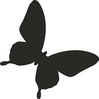 Clip Art Butterfly Butterfly Clip Art Butterflies Vector Clip Art
