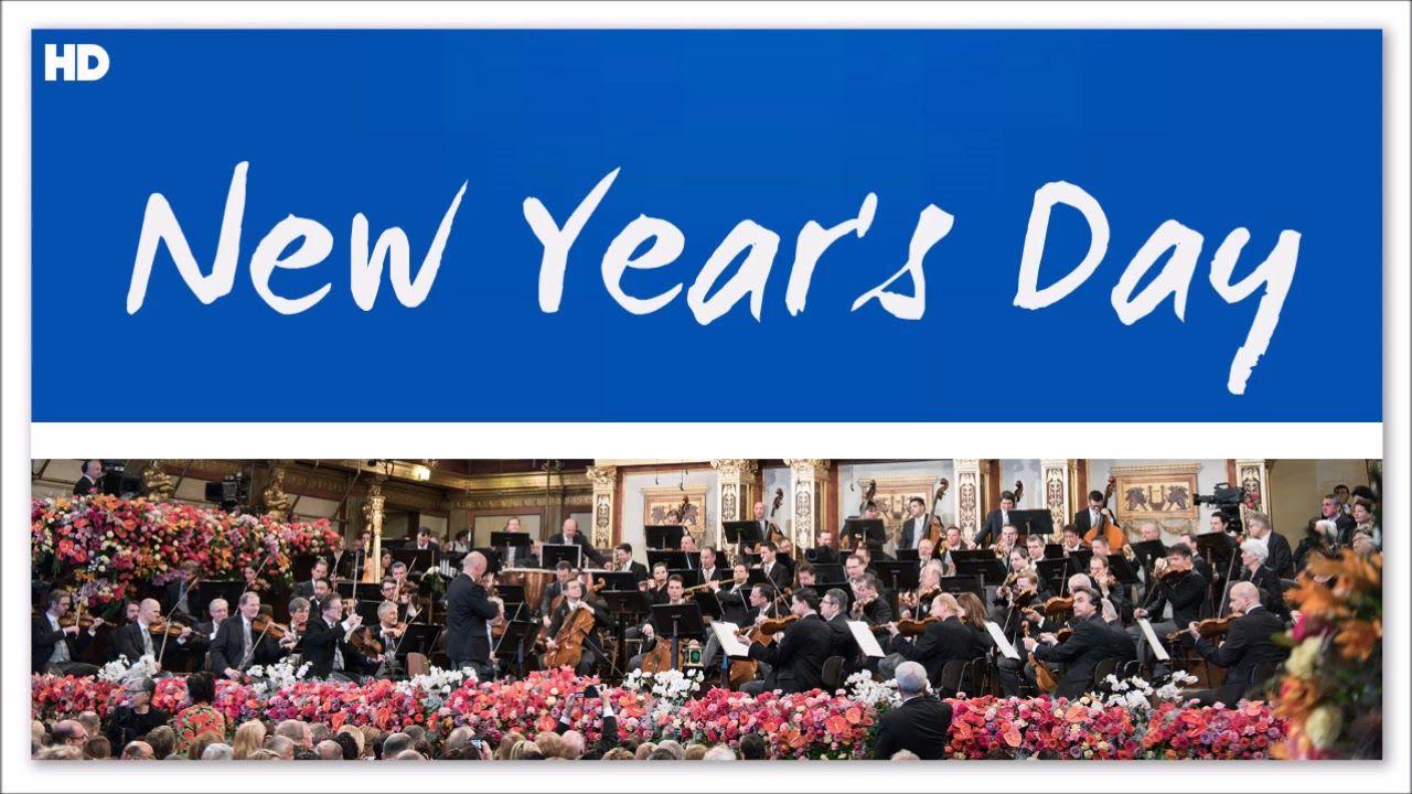 New Year's Day Concert Strauss Vienna Orchestra