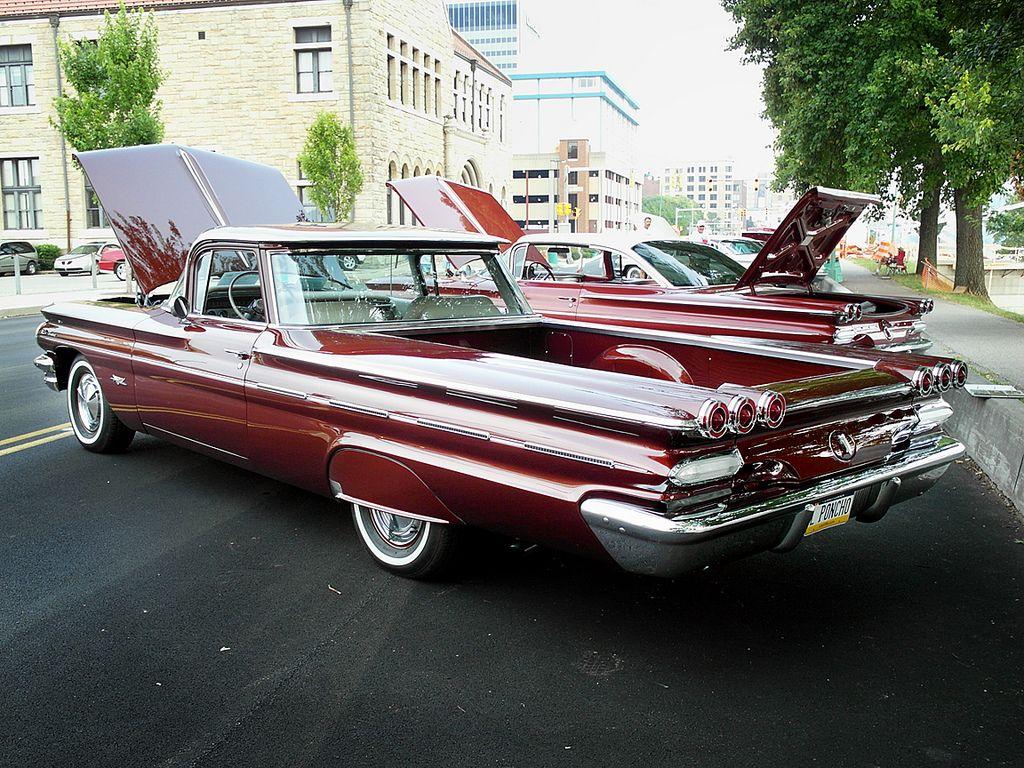 1960 pontiac 1960 pontiac bonneville el poncho custom