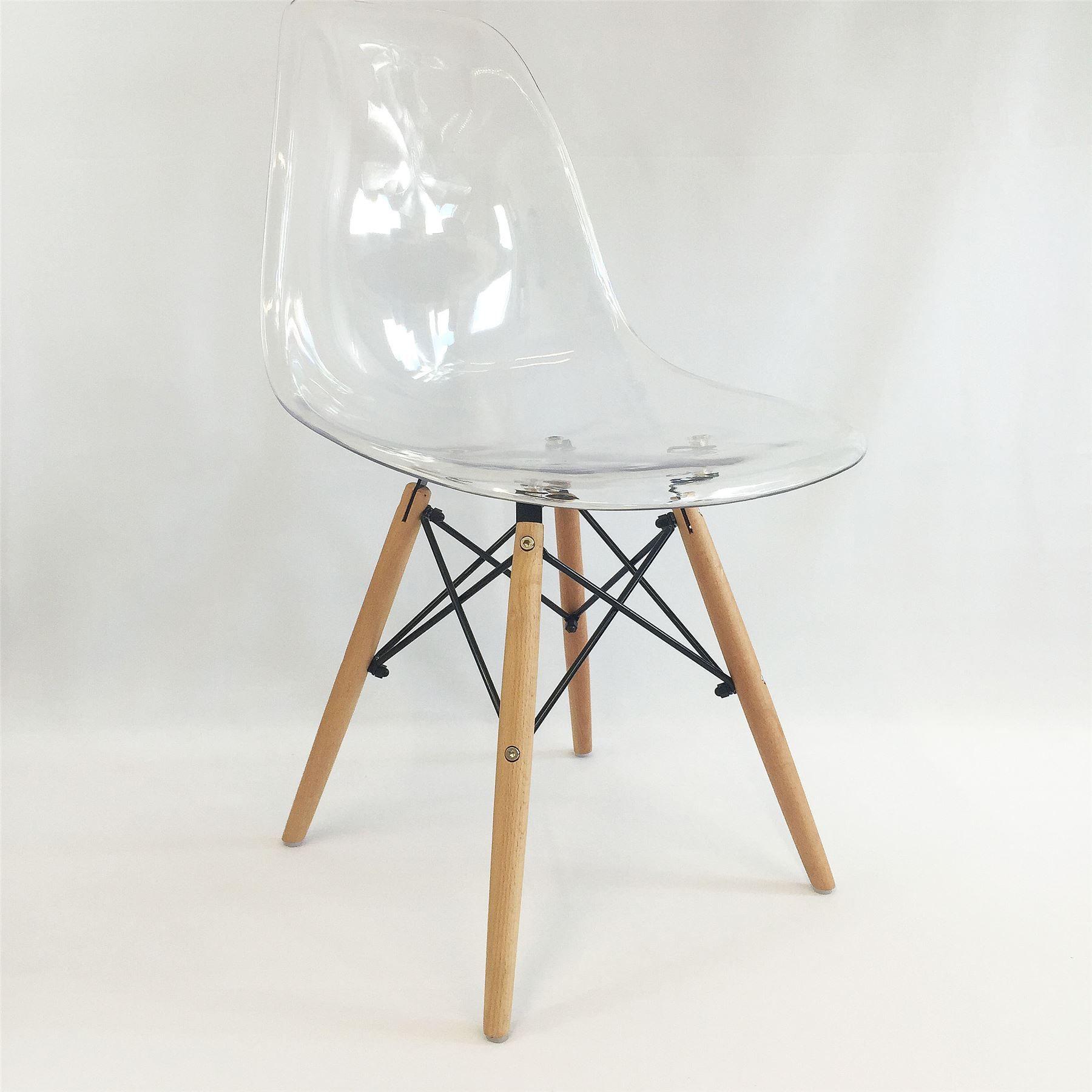 Mmilo Eiffel Inspired Modern Contemporary Side Living Dining room