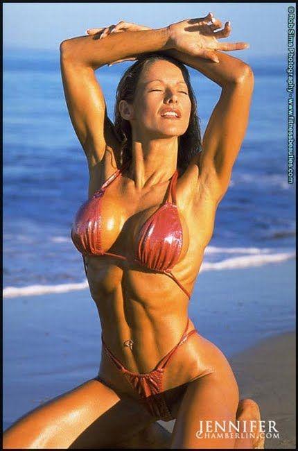Jennifer chamberlin nude blog