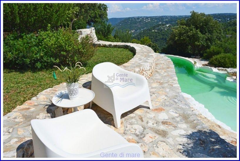 Mobili Da Giardino Brindisi.Trullo Miraggio In Vendita A Fasano Brindisi In Puglia Nel 2020 Terrazza Con Giardino Letto Alla Francese Piscine