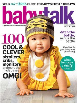 what does baby talk mean