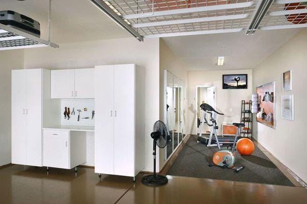 Inspirational Garage Gyms Ideas Gallery Pg 5 Garage Gyms Home Gym Garage Small Home Gyms Home