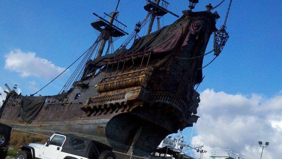 Останки пиратских кораблей фото с описанием