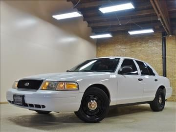 2008 Ford Crown Victoria For Sale In Chicago Il Crown Victoria