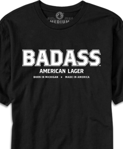 Badass Promo - Black  SALE ONLY $15!
