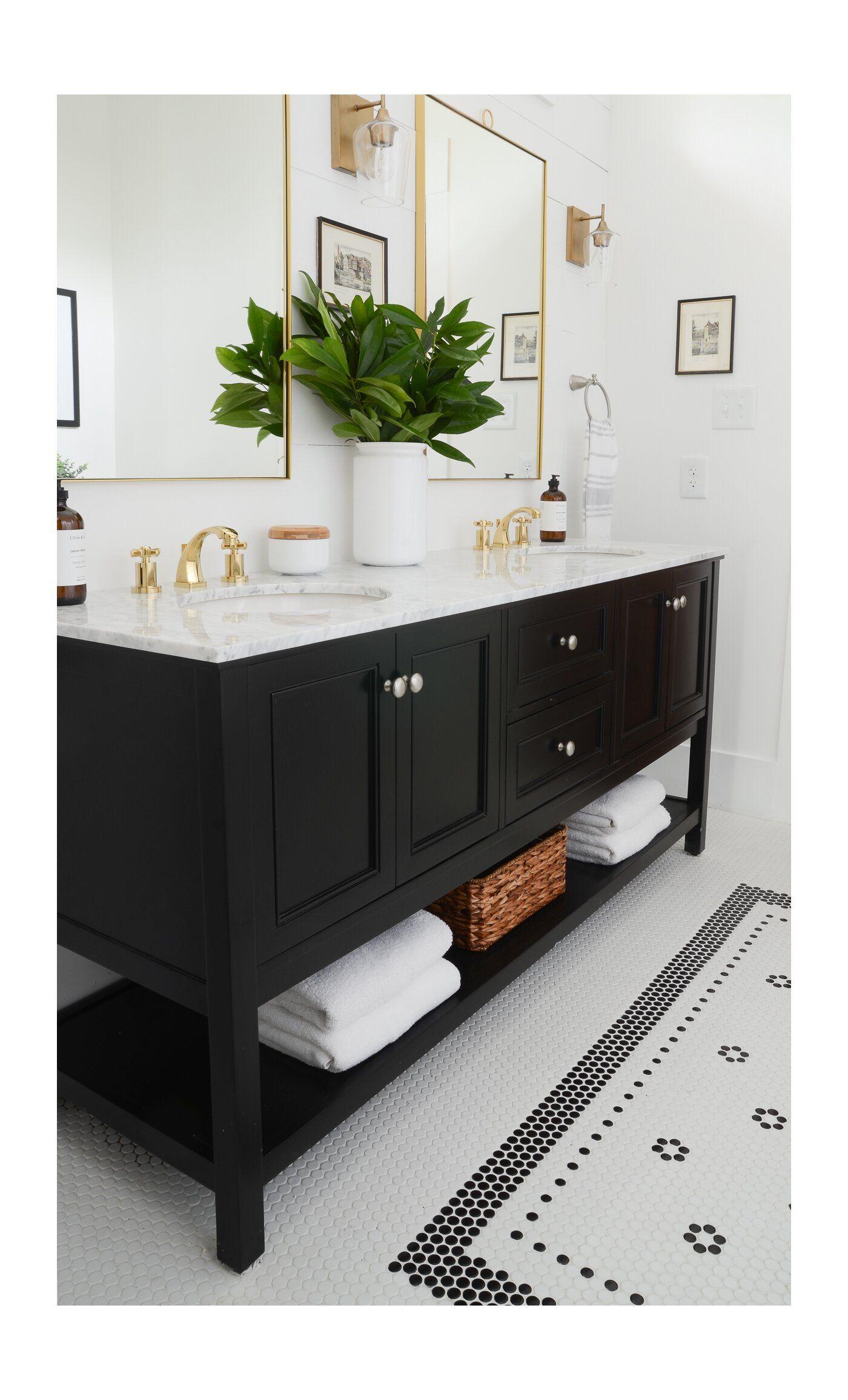 Photo of Colbert Modern Bathroom / Vanity Mirror