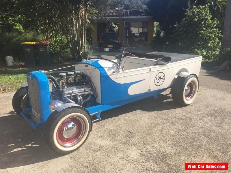 28 Chev Roadster Pickup Hotrod #chevrolet #forsale #australia | Cars ...