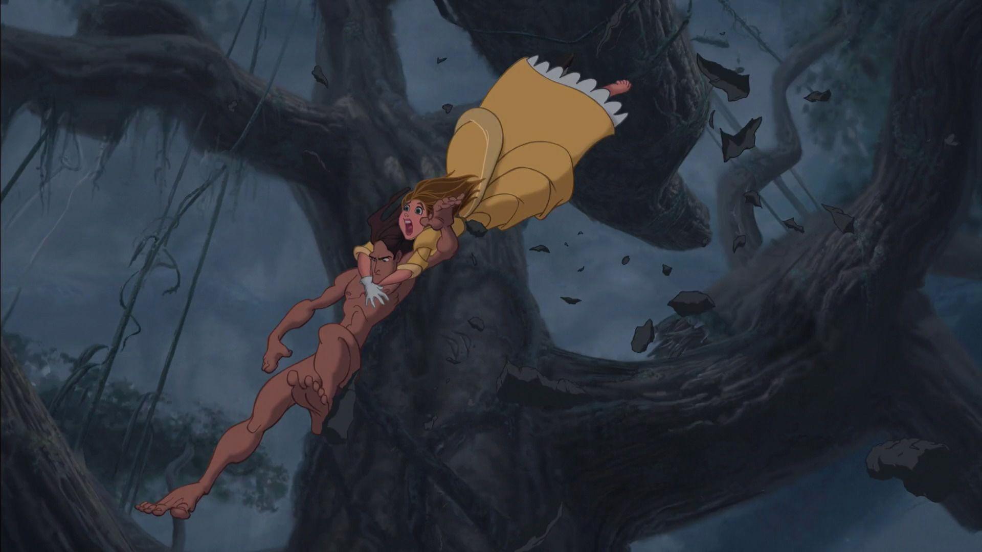 Tarzan (1999) - Disney Screencaps.com