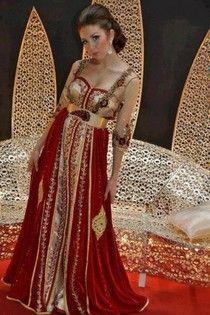 Algerienne Pour Mariage Halal Mode Caftan Caftan