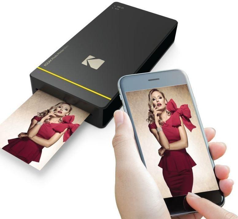 Kodak Mini Mobile Wi Fi Nfc Photo Printer Review Portable Photo Printer Best Portable Photo Printer Mobile Photo Printer
