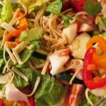Turn your leftovers into a Yummy Summer Salad
