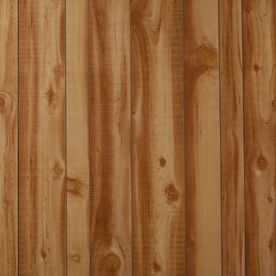 Georgia Pacific 0 15 In X 4 Ft X 8 Ft Cedar Mdf Wall Panel Wooden Wall Design Wood Panel Walls Wood