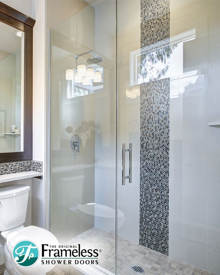 The Original Frameless Shower Doors Gives Exclusive Upgrade On Stay Clean Glass In 2020 Frameless Shower Doors Shower Doors Unique Bathroom