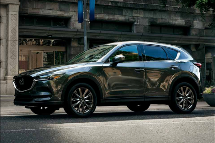 Check Out The Best Features Of The 2019 Mazda Cx 5 Go Now Mazda Fuel Economy Turbo