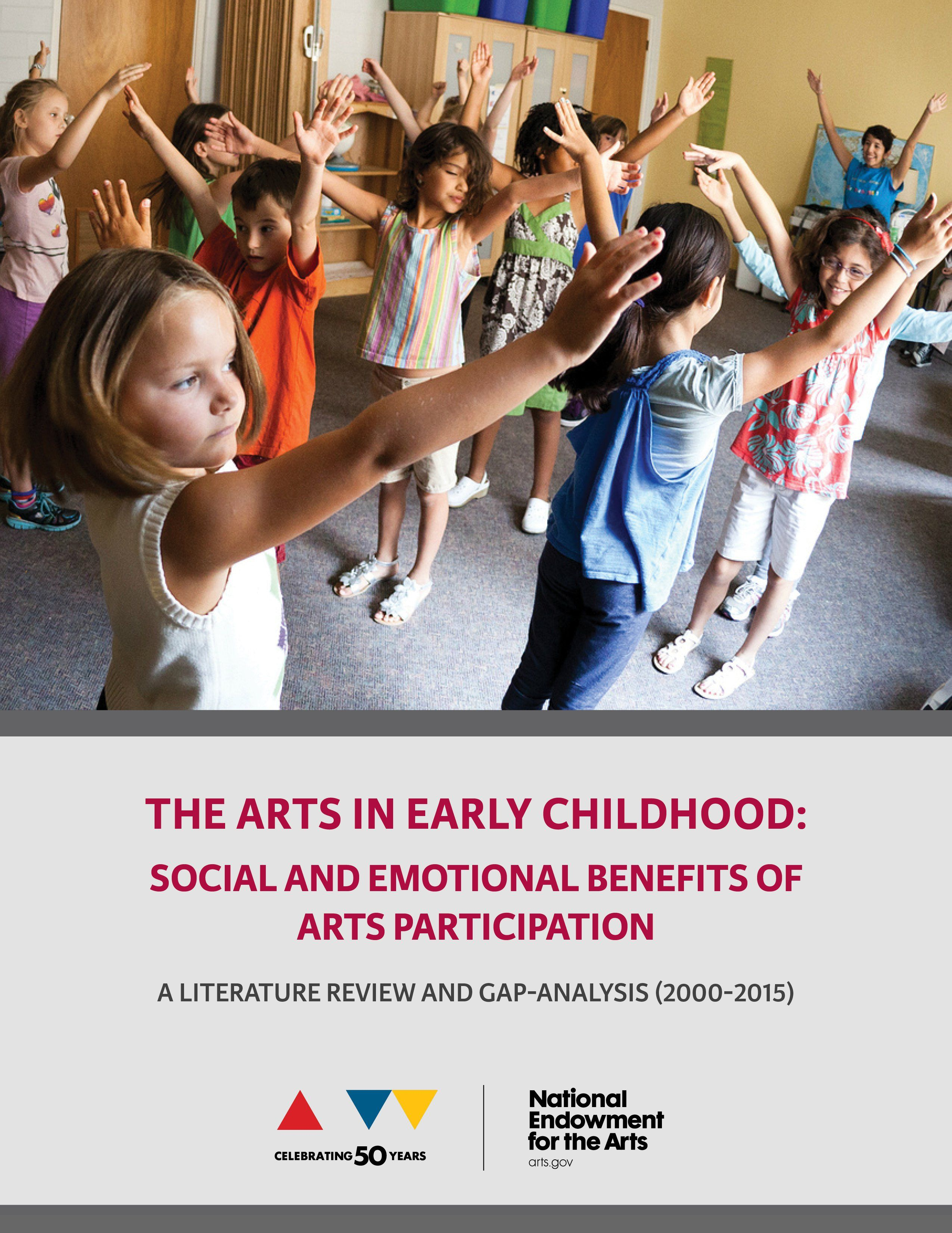 Arts Help Development of Social, Emotional Skills in Early