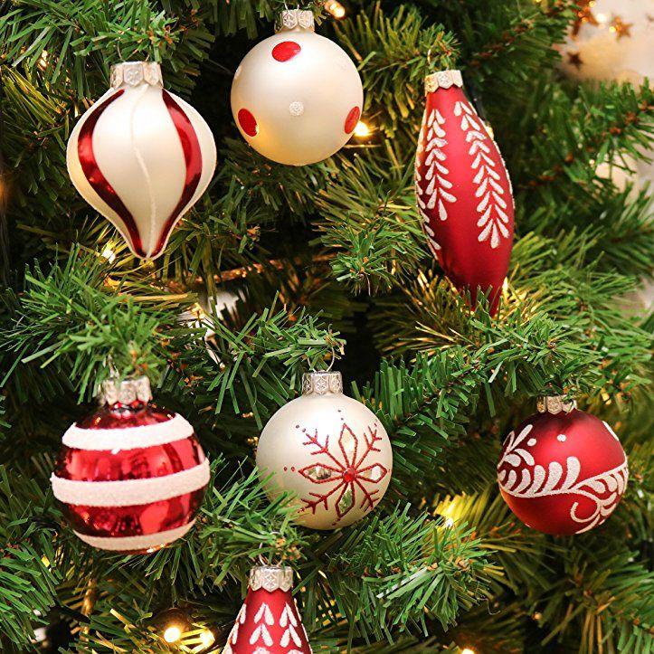 ... Weihnachtsbaumschmuck Ideen Weihnachtskugeln Baumschmuck Weihnachten  Baumschmuck Basteln Weihnachten Geschenkideen Christbaumschmuck  Christmasdeko