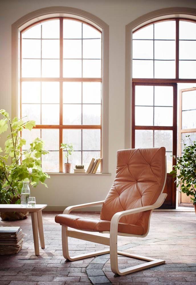 Ikea S Poang Chair Turns 40 Domino Scandinavian Style Chairs Ikea Poang Chair Ikea Decor