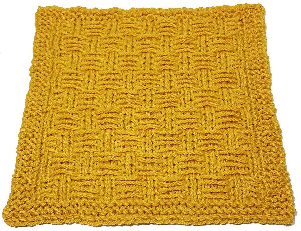 Stitchology 25: 4-Stranded Basketweave - knitting loom - free ...