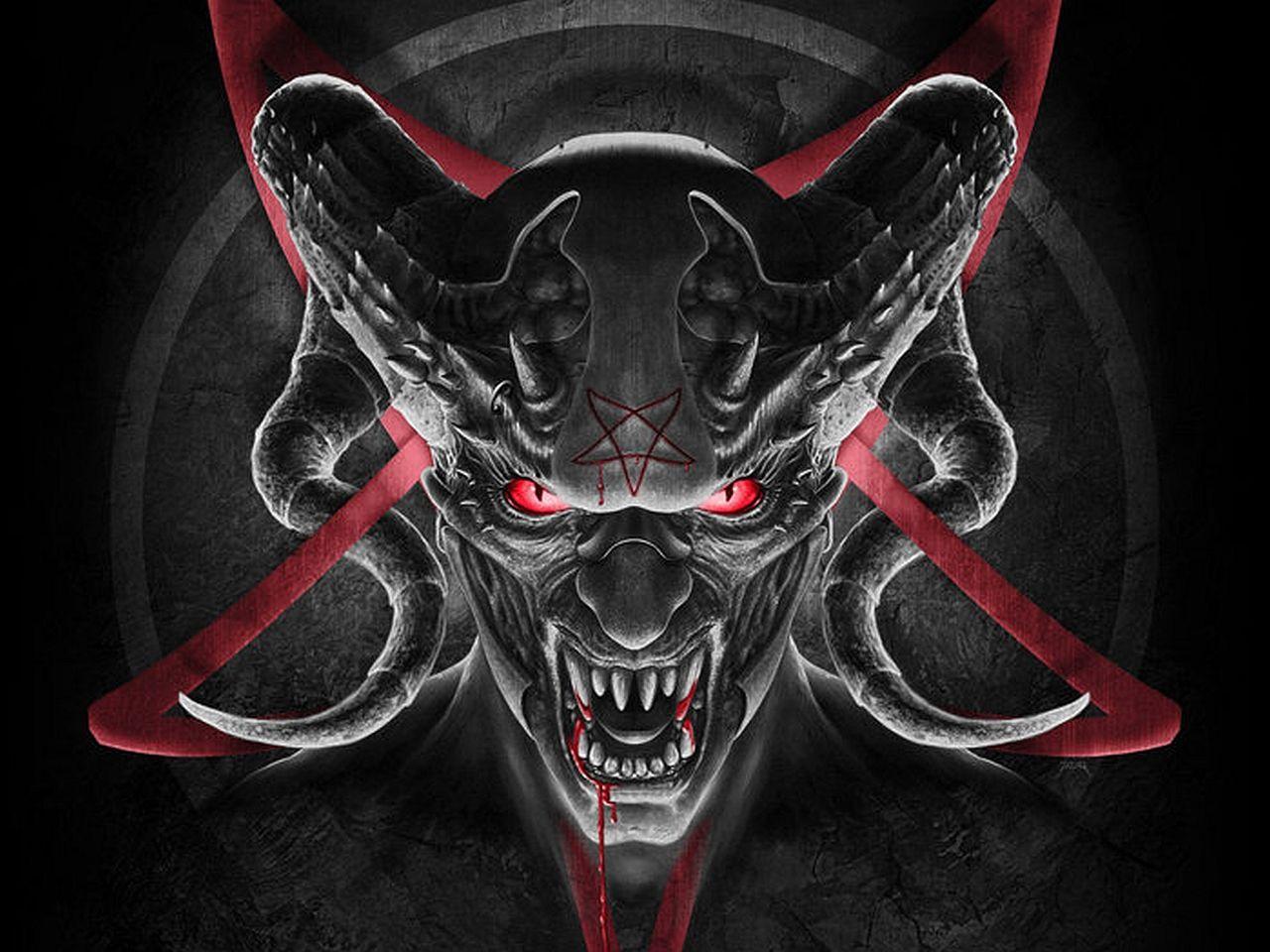 Dark Demon Wallpaper 1280x960 Wallpapers 40