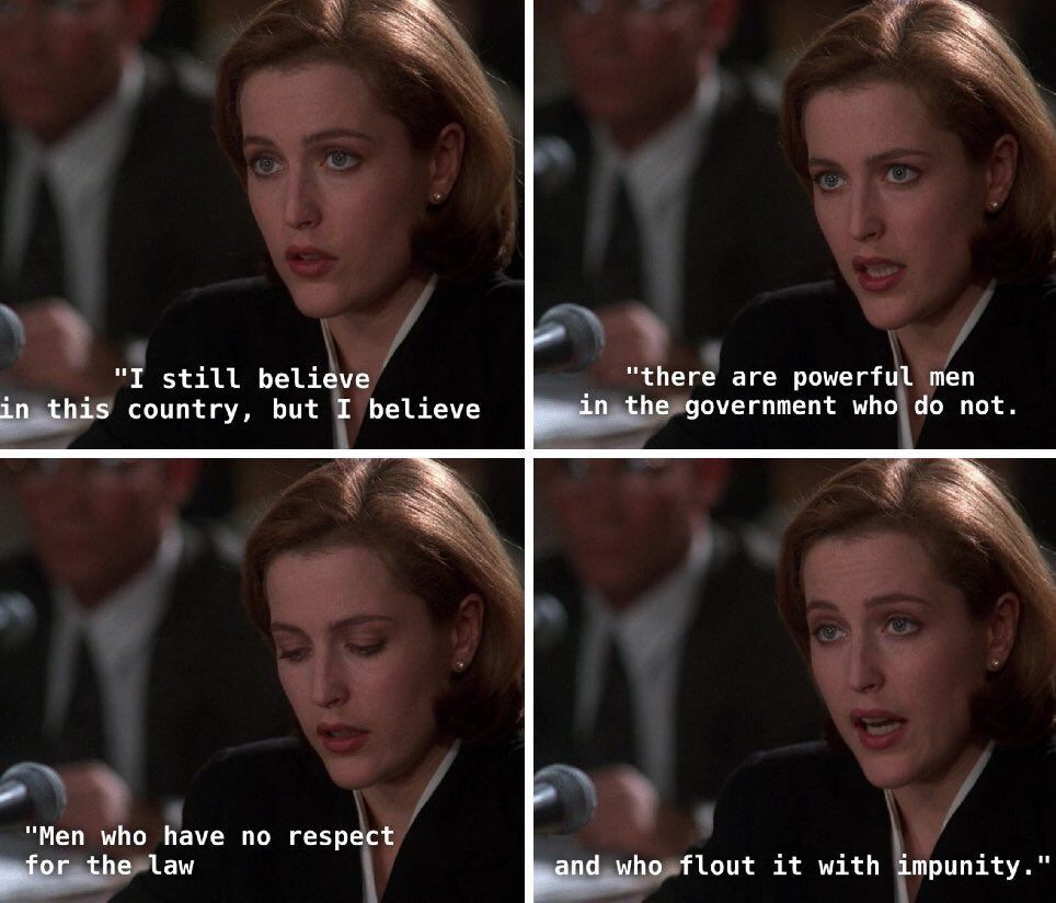 Quotes X Files Dana Scully  Quotes  Pinterest  Dana Scully Social Issues And