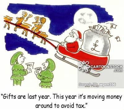 More #Christmas #Tax avoidance!