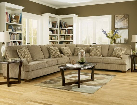 Living Room Decorating Ideas With Images Sectional Sofas