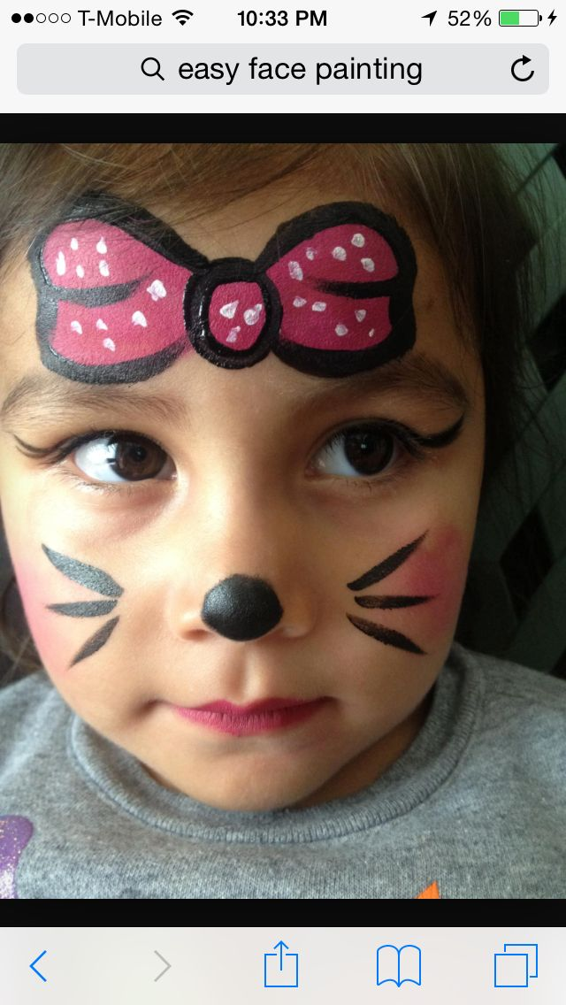 Idea By Hailey Whited On Facepaint Mickey Mouse Face Painting